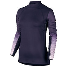 Buy Nike Pro Hyperwarm Top Online at johnlewis.com