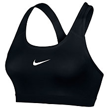 Buy Nike Pro Classic Sports Bra Online at johnlewis.com