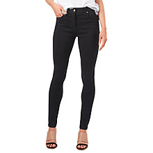 Buy Phase Eight Pye 5 Pocket Ponte Trousers, Black Online at johnlewis.com