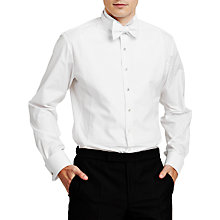 Buy Thomas Pink Marcella Wing Collar Slim Fit Dress Shirt, White Online at johnlewis.com
