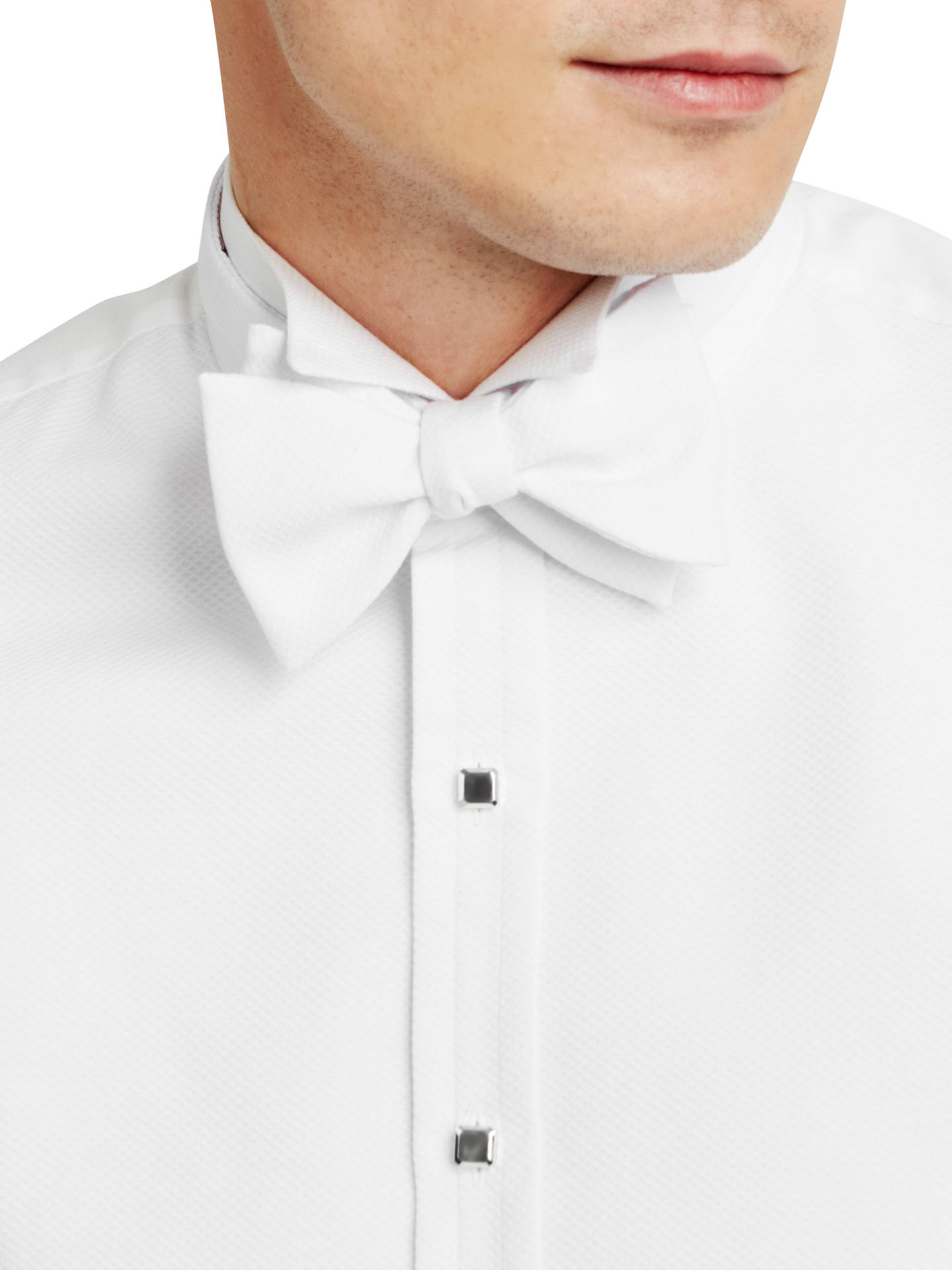 Thomas Pink Marcella Wing Collar Slim Fit Dress Shirt White At John