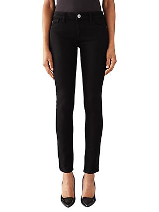 DL1961 Florence High Rise Skinny Jeans, Riker