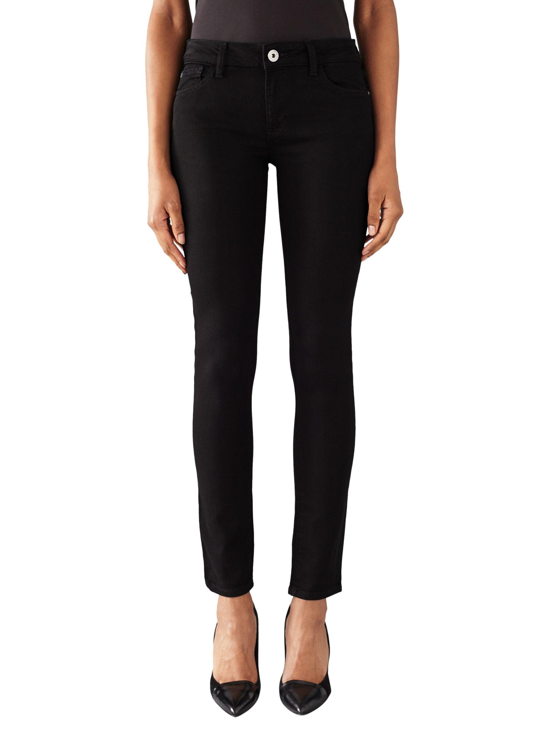 DL1961 DL1961 Florence High Rise Skinny Jeans, Riker