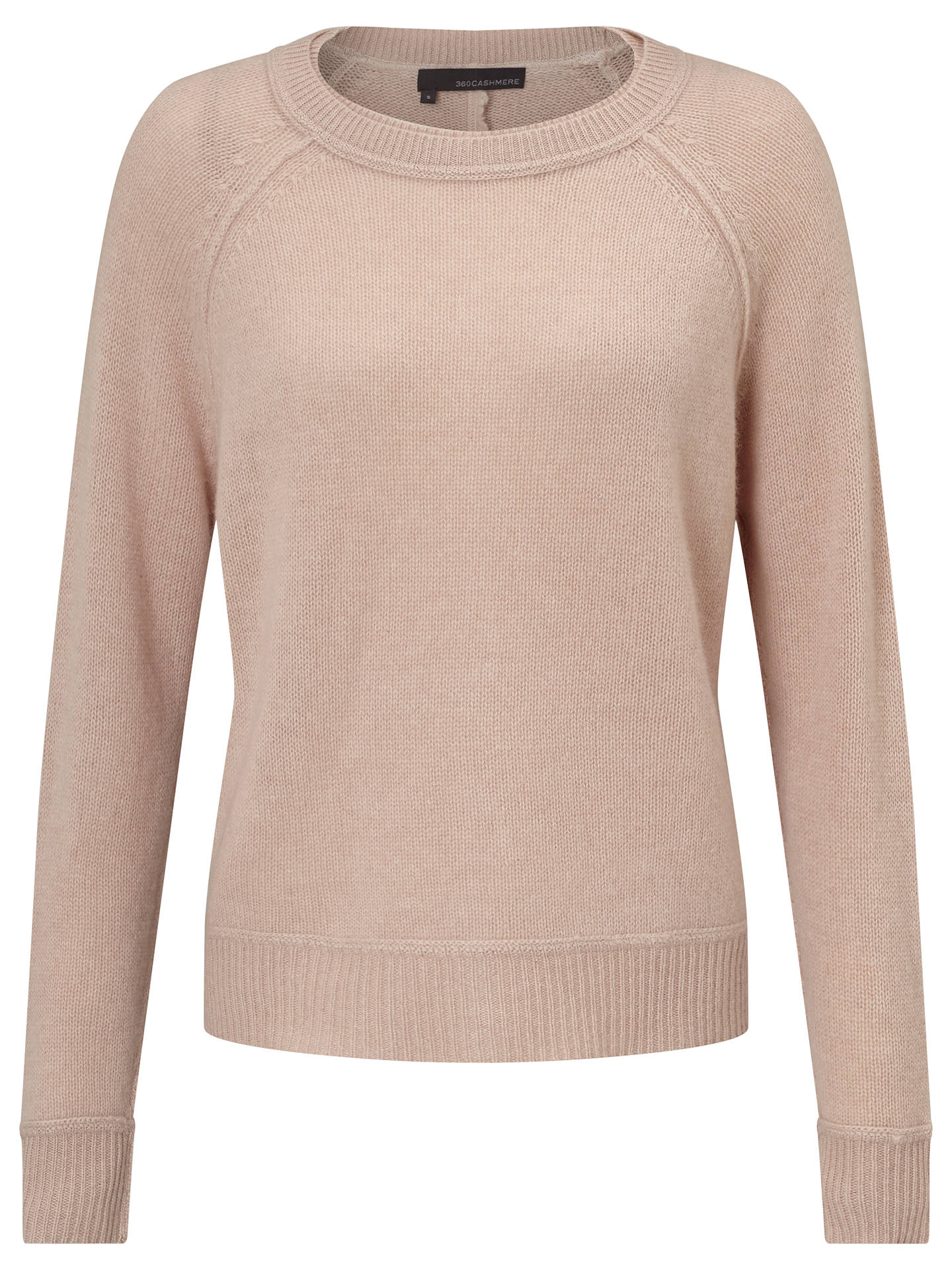 2c5760a835c 360 Sweater Hartley Cashmere Jumper at John Lewis & Partners
