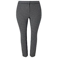 Buy Studio 8 Tasmin Trousers, Black Online at johnlewis.com