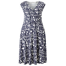 Buy Studio 8 Cybil Dress, Grey Online at johnlewis.com