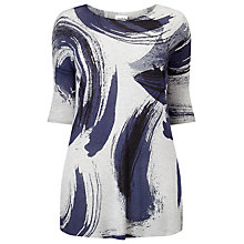 Buy Studio 8 Lyla Jumper, Grey/Blue Online at johnlewis.com
