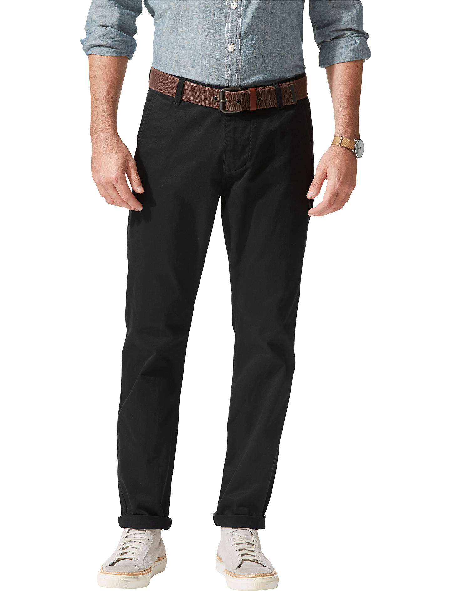 d49a06487a1 Buy Dockers Alpha Slim Fit Twill Trousers