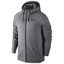 Buy Nike Therma Training Hoodie Online at johnlewis.com