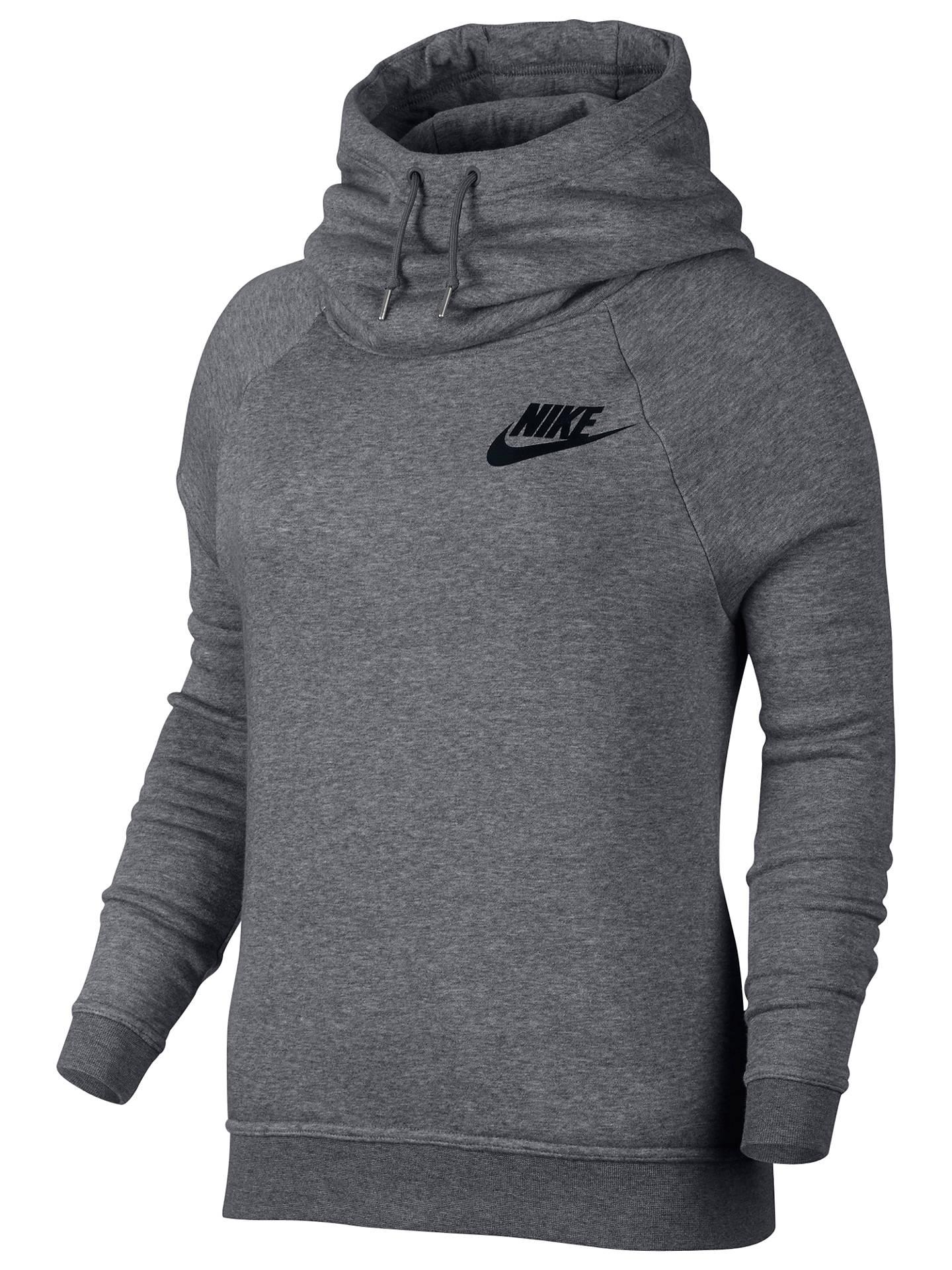 John Rally HoodieCarbon Sportswear At Heatherblack Nike Lewis OZuiPkXT