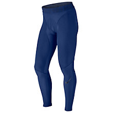 Buy Nike Pro Hypercompression Tights, Royal Blue Online at johnlewis.com