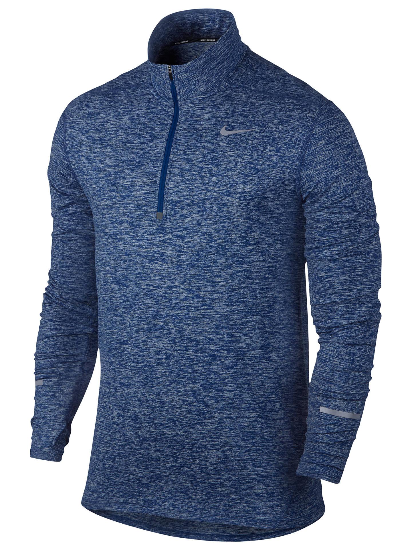 nike flash dri fit reflective running pullover