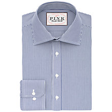 Buy Thomas Pink Ferguson Stripe Slim Fit Shirt Online at johnlewis.com
