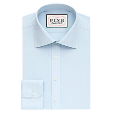Buy Thomas Pink Ferguson Stripe XL Sleeve Slim Fit Shirt Online at johnlewis.com