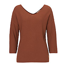 Buy Betty & Co. V-Neck Jumper, Aztec Online at johnlewis.com