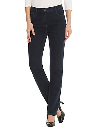 Betty Barclay Denim Perfect Body Jeans, Deep Blue
