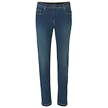 Buy Betty Barclay Denim Perfect Slim Jeans, Blue Online at johnlewis.com