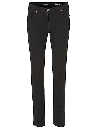 Buy Betty Barclay Denim Perfect Slim Jeans, Black, 12 Online at johnlewis.com