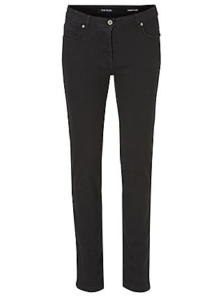 Betty Barclay Denim Perfect Slim Jeans, Black