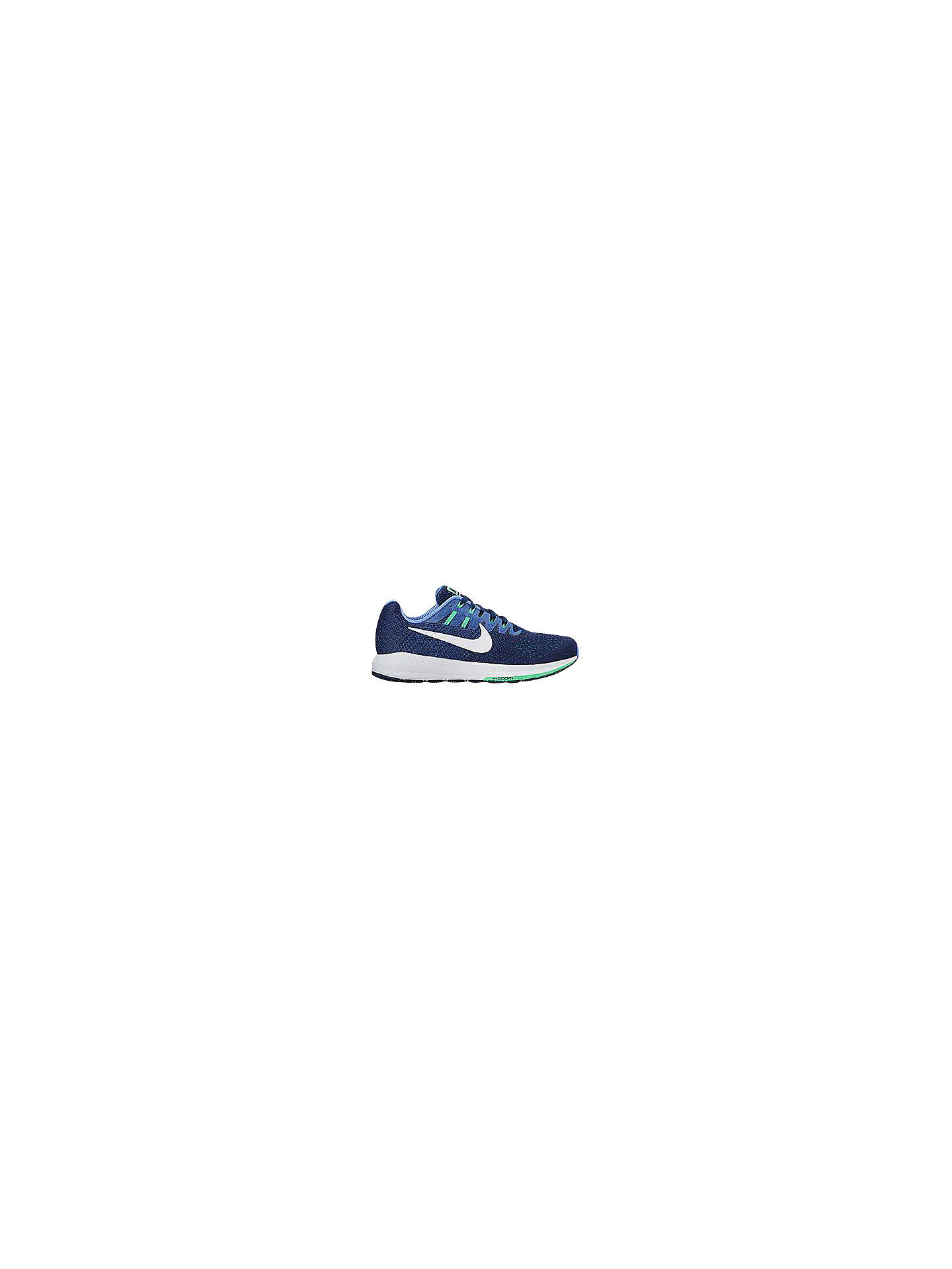 preschool nike Air Zoom Structure 20 Nike Air Zoom Structure 20 Men's Running Shoes, Binary Blue/Hyper ...