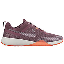 Buy Nike Air Zoom Dynamic Women's Cross Trainers, Purple Shade/Summit White Online at johnlewis.com