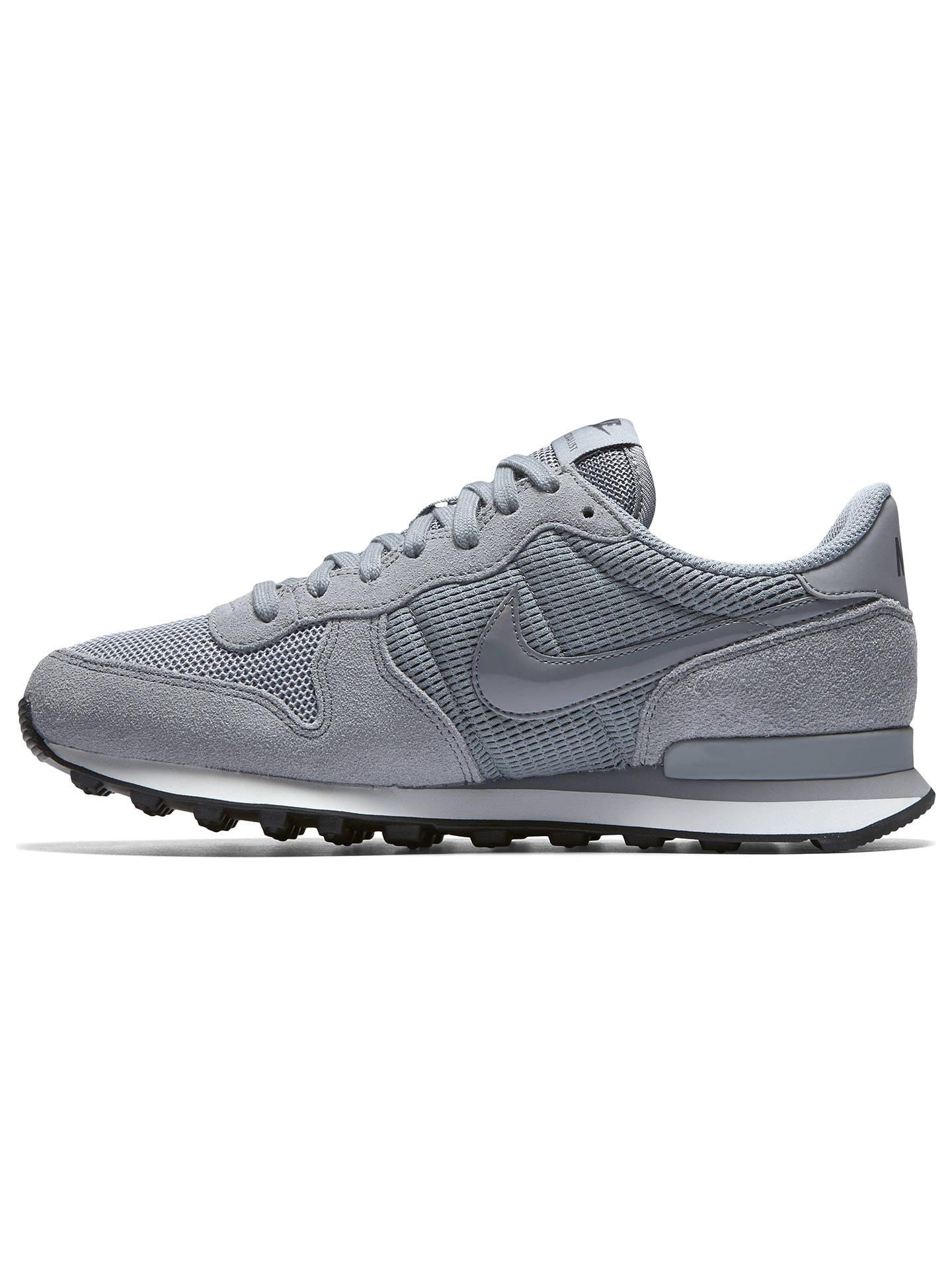 new style 96f91 ddc3a ... Buy Nike Internationalist Women s Trainers, Stealth Dark Grey Summit  White, 4 Online at ...