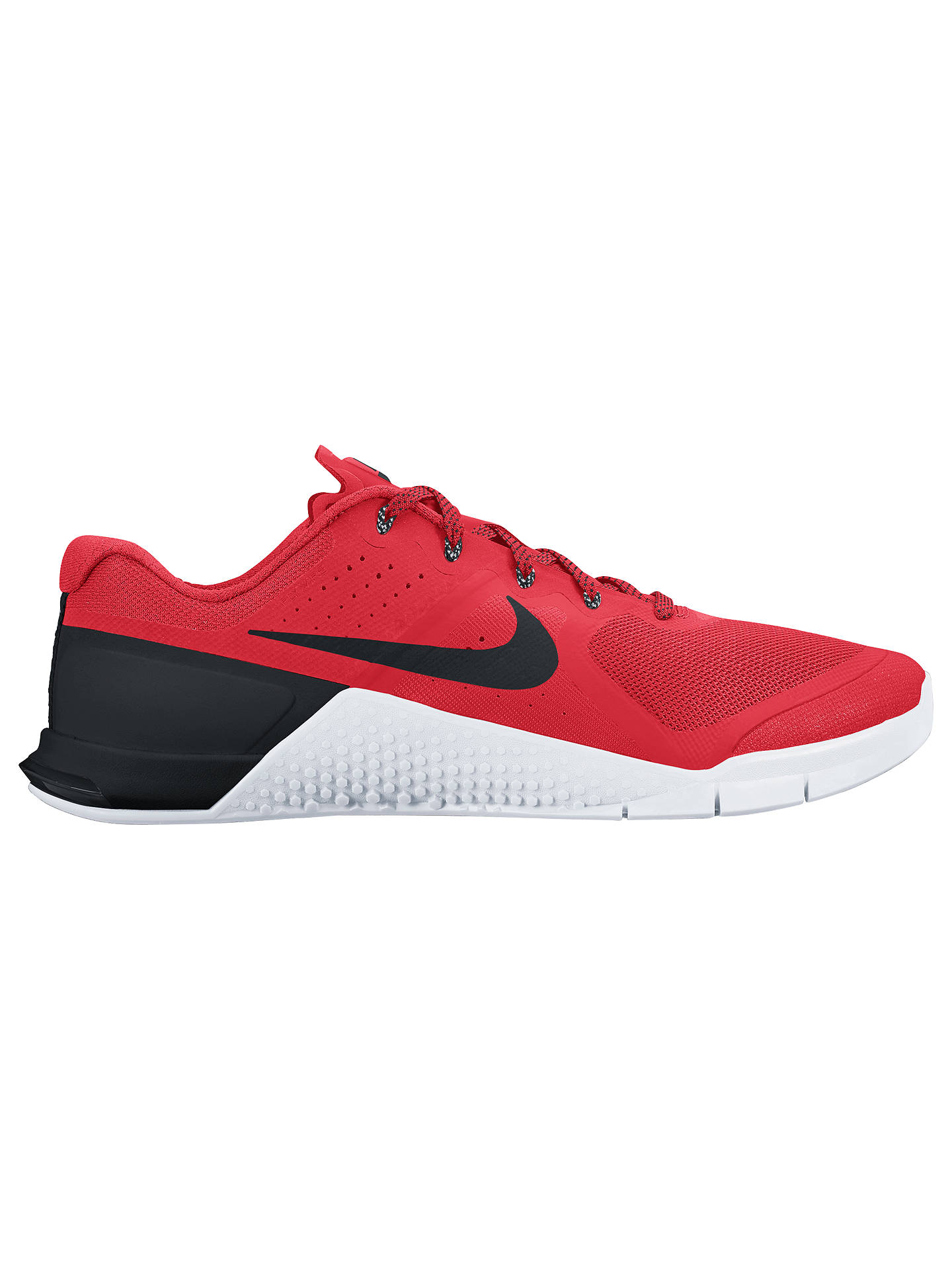 new style 4457e 4d4cb Buy Nike Metcon 2 Men s Cross Trainers, Action Red Black, 7 Online at ...