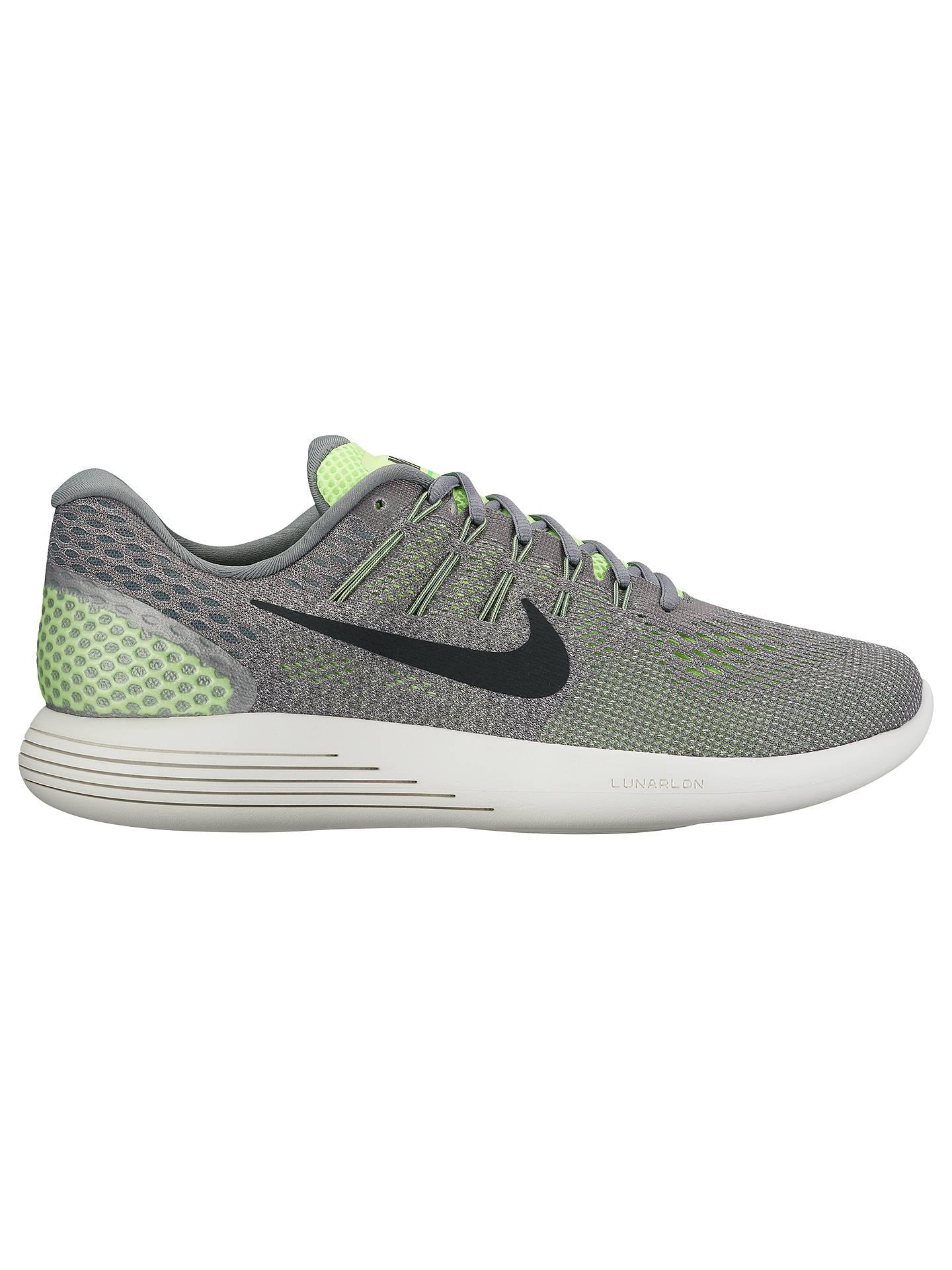 new arrivals 2ffa8 facad ... real buynike lunarglide 8 mens running shoes ghost green cool grey 7  online at 244e1 82593
