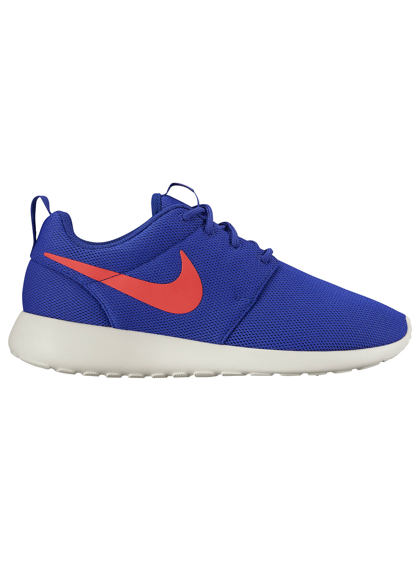 purchase cheap 01208 2bc3c Buy Nike Roshe One Women s Trainers, Concord Ember Glow, 4 Online at  johnlewis