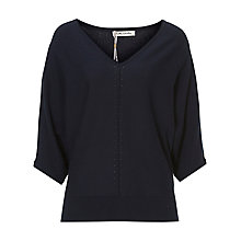 Buy Betty Barclay Batwing Jumper, Dark Sky Online at johnlewis.com