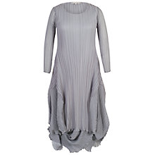 Buy Chesca Matte Crepe Crush Pleat Dress Online at johnlewis.com