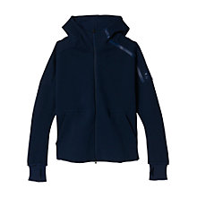 Buy Adidas ZNE Full Zip Women's Hoodie Online at johnlewis.com