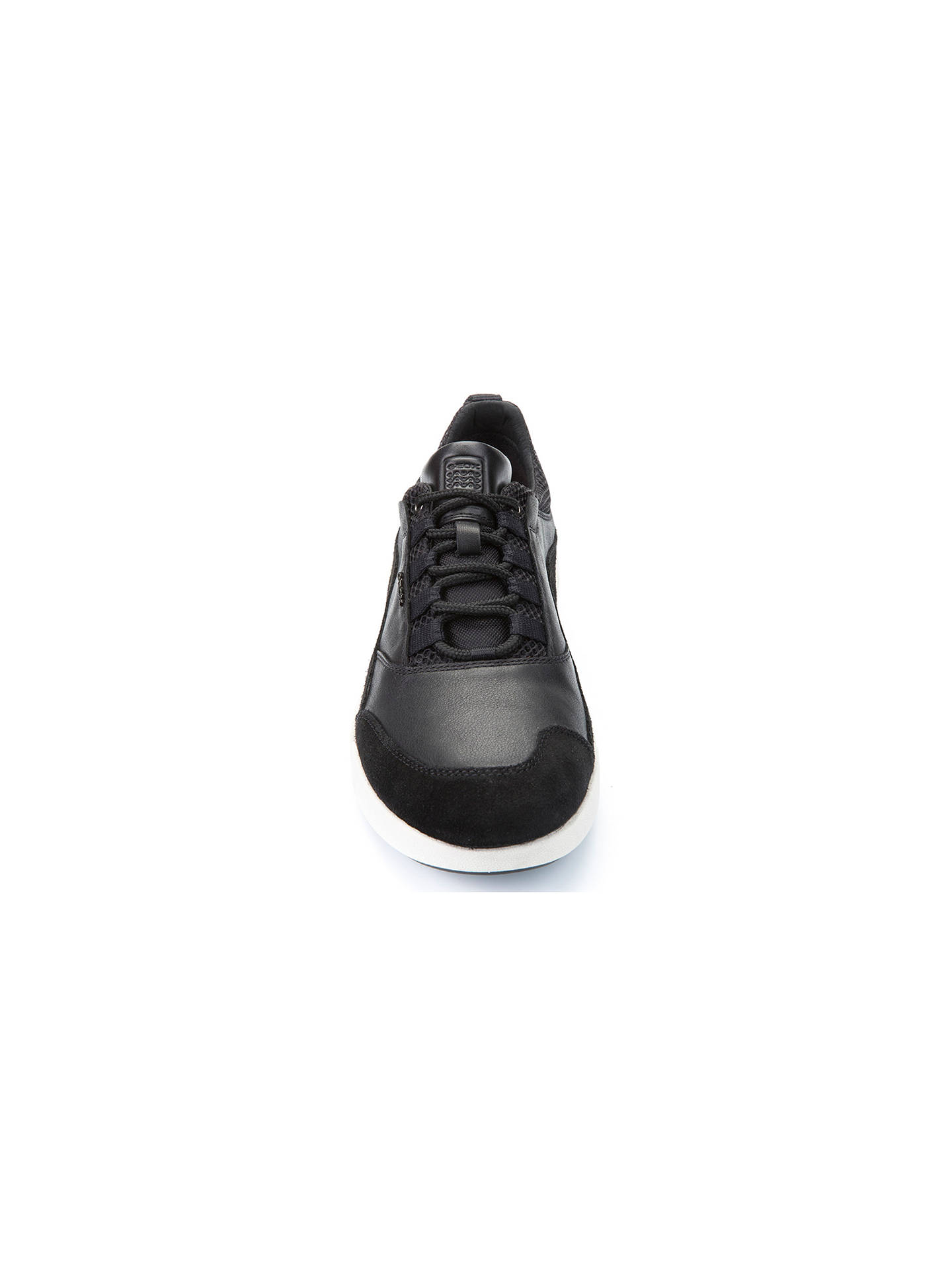 Geox Ailand Trainers | Black at John Lewis & Partners