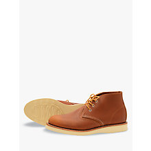 Buy Red Wing 3140 Work Chukka Boot, Oro-iginal Online at johnlewis.com