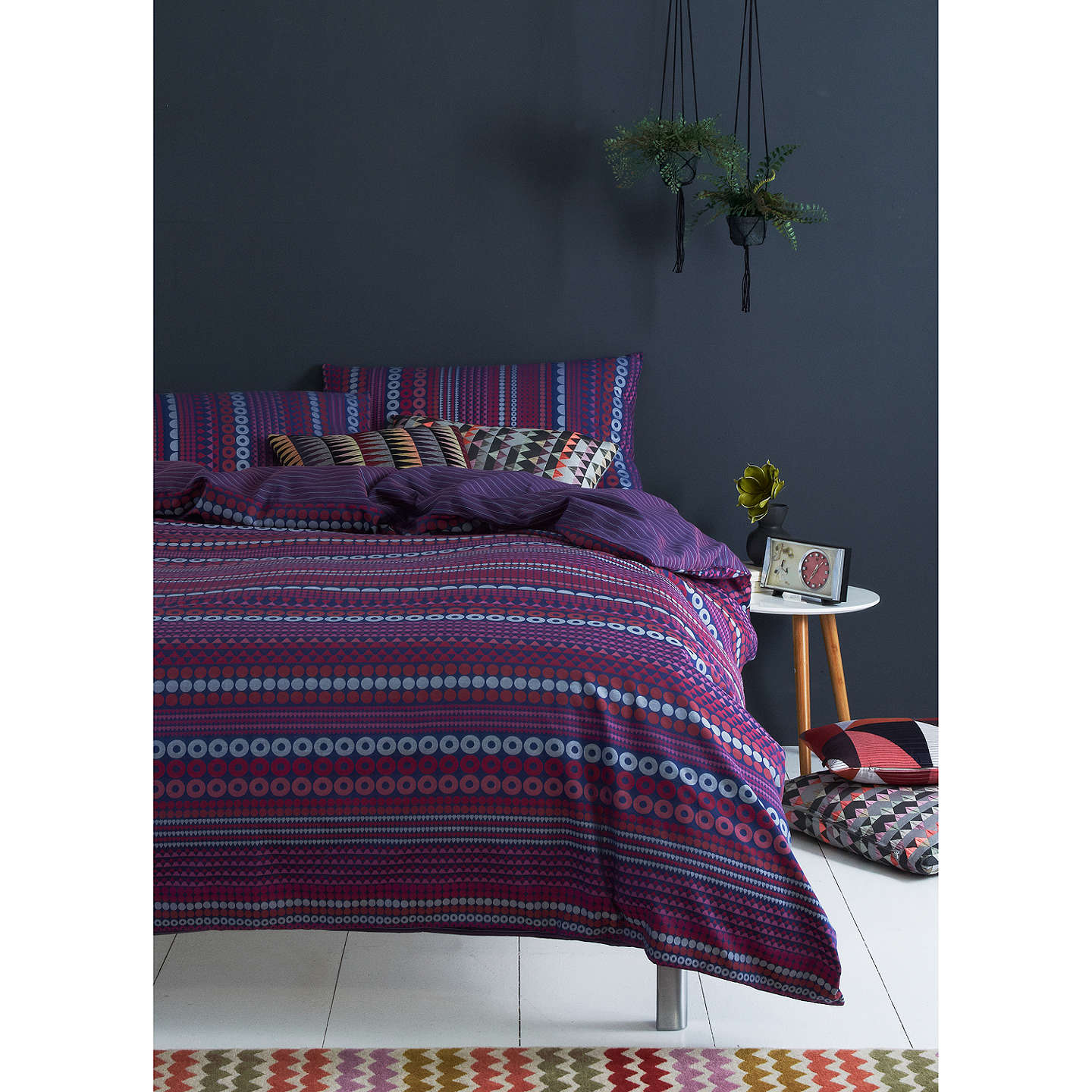BuyMargo Selby Hastings Cotton Standard Pillowcase Online at johnlewis.com