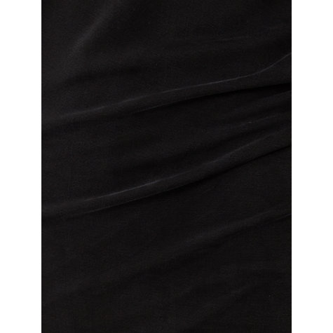 Buy Phase Eight Cia Cupro Dress, Charcoal Online at johnlewis.com