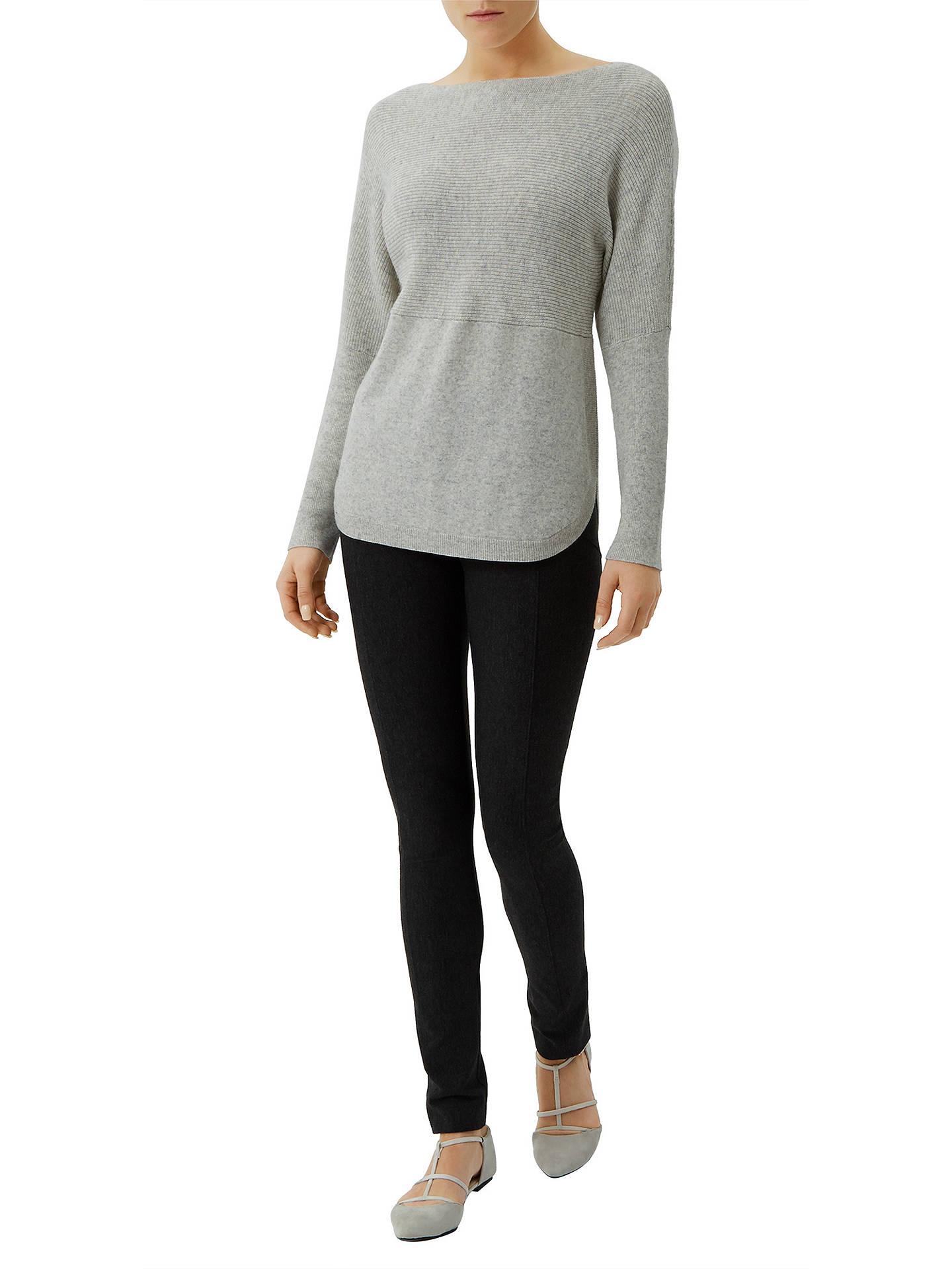 BuyFenn Wright Manson Neptune Jumper, Grey, L Online at johnlewis.com