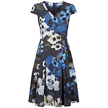 Buy Fenn Wright Manson Ariel Print Dress, Blue Online at johnlewis.com