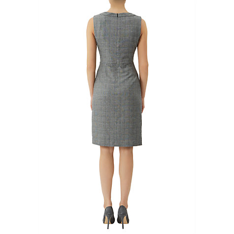Buy Fenn Wright Manson Check Asteroid Dress, Grey Online at johnlewis.com