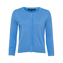 Buy French Connection Bambino Cardigan, Vista Blue Online at johnlewis.com