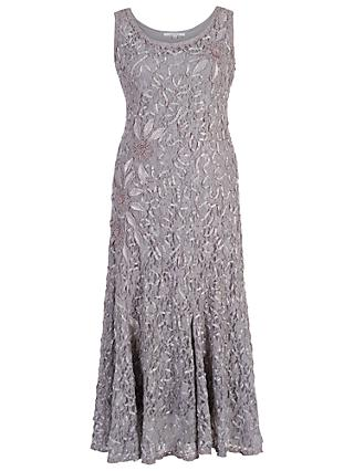 Chesca Lace Cornelli Embroidered Dress