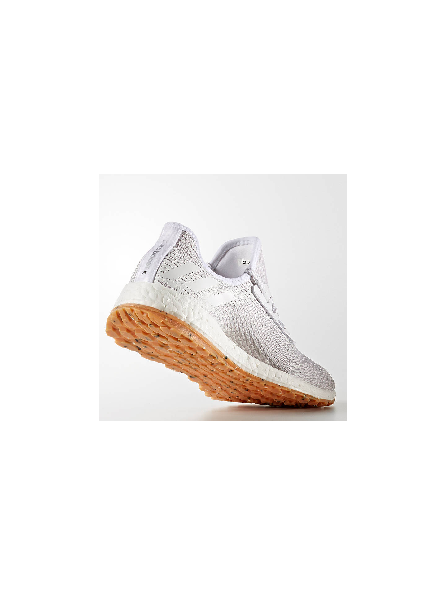 dfe64f4e4477e ... new style buyadidas pureboost all terrain womens running shoes crystal  white pearl grey 4 5ec4b 4929a new zealand womens adidas pure boost x ...