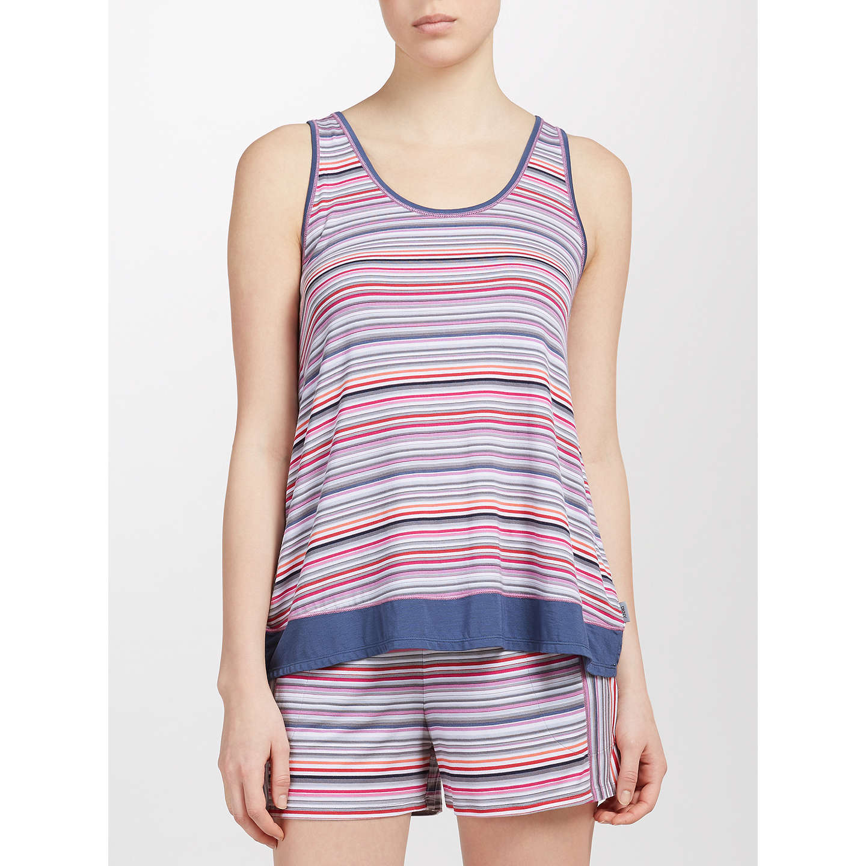 BuyDKNY Stripe Tank Top And Short Pyjama Set 2fbdd0c67