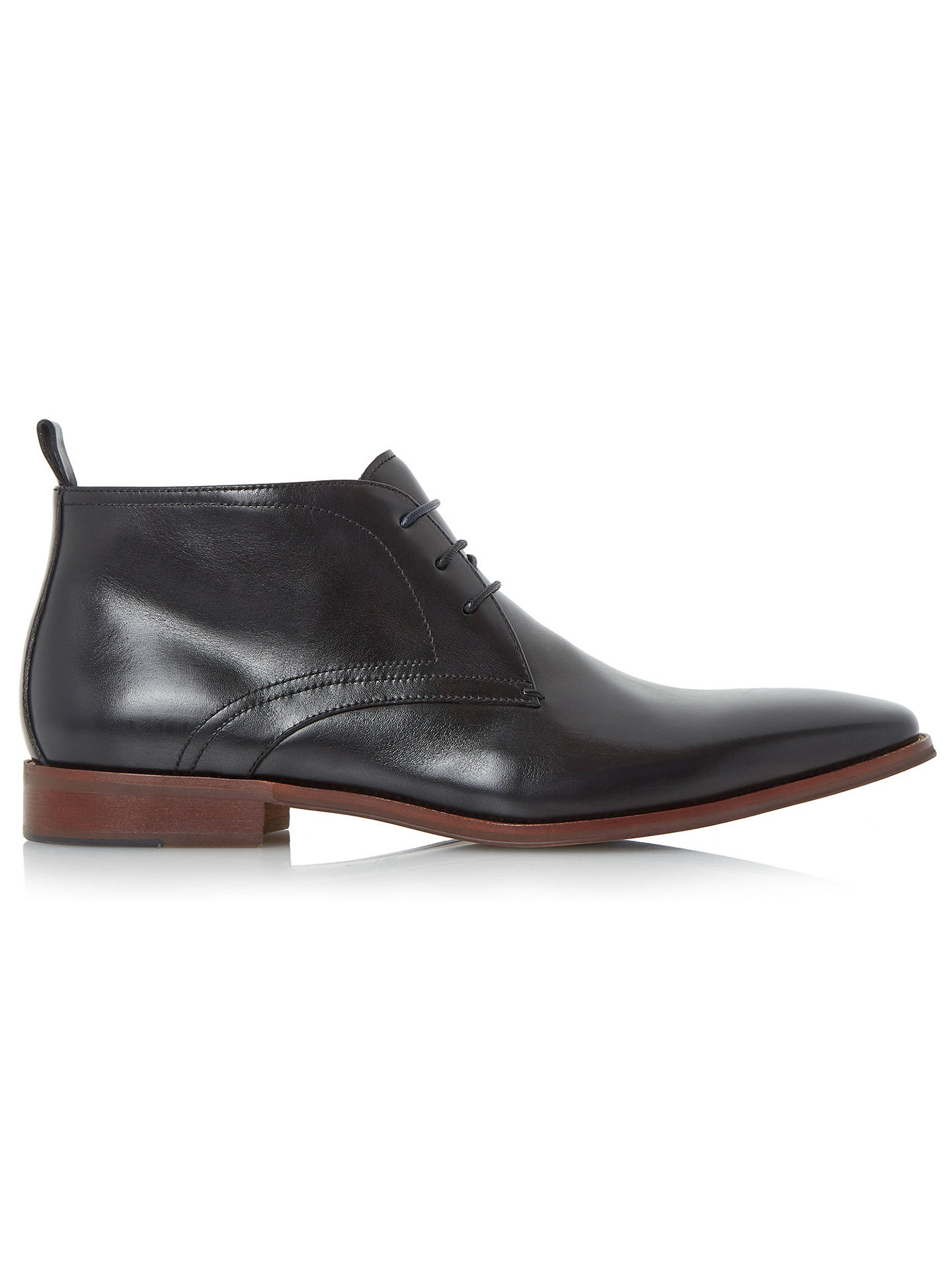 MURRAY Formal Chukka Boot brown | Dune London