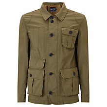 Buy JOHN LEWIS & Co. Miner Field Jacket, Khaki Online at johnlewis.com