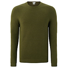 Buy Kin by John Lewis Wave Stitch Jumper Online at johnlewis.com