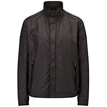 Buy BOSS Green C-Crade Jacket, Black Online at johnlewis.com