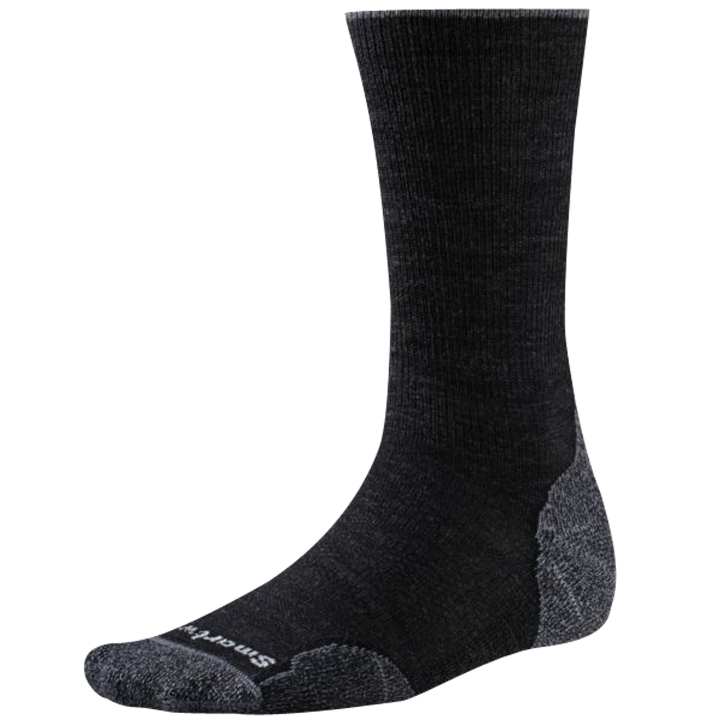 Smartwool SmartWool PhD Outdoor Light Crew Socks, Charcoal