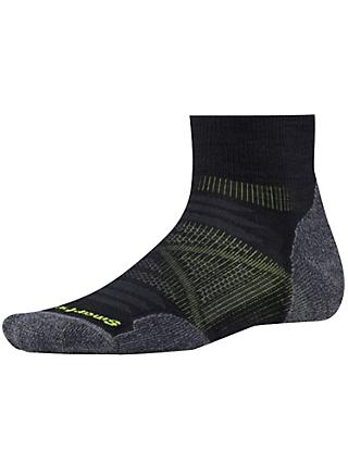 SmartWool PhD Outdoor Light Mini Socks, Black