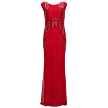 Buy Gina Bacconi Beaded Maxi Dress Online at johnlewis.com